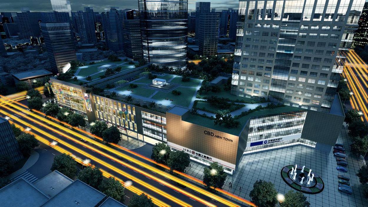 新城市中心4